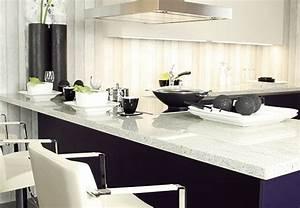 Arbeitsplatte Küche Stein : k chenarbeitsplatten in der bersicht obi ratgeber ~ Markanthonyermac.com Haus und Dekorationen