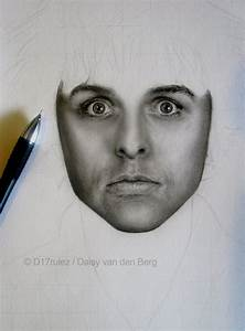 Drawing of Billie Joe Armstrong WIP 2 by D17rulez on ...