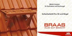 Braas Harzer Pfanne Preis : sicherheitstritt pro 42 f r dachsteine von braas ~ Michelbontemps.com Haus und Dekorationen