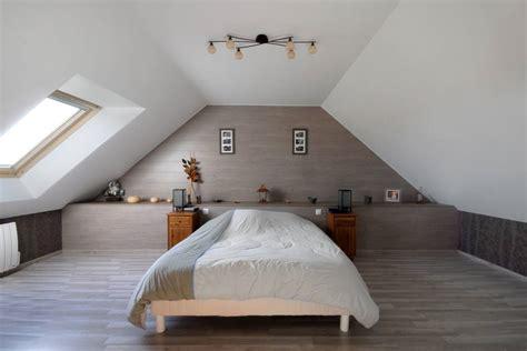 chambre spacieuse le lit sous pente n est ce pas une chambre spacieuse