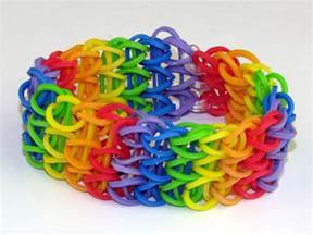 Gallery For > Triple Single Rainbow Loom Bracelet Instructions