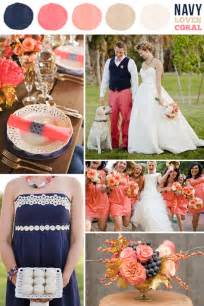create wedding color palette summer wedding colors navy the magazine