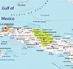 Map of Santa Clara in Cuba