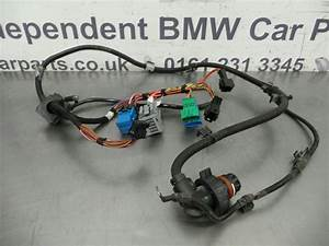 Bmw E90 3 Series Smg  Auto Gearbox Wiring Loom 12517808269