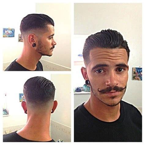 Rockin Rockabilly Hairstyles For Men Hairstyle Point