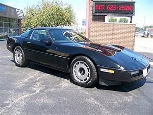 1987 C4 Chevrolet Corvette  Specifications  Vin   U0026 Options