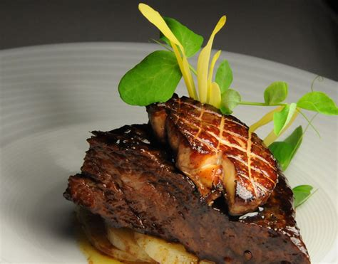 what is foie gras seared hudson valley foie gras and kobe short ribs