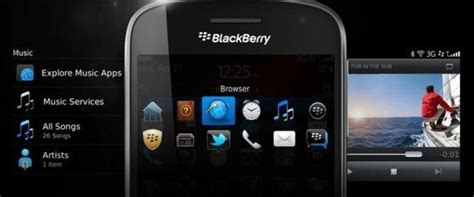 A History Of The Blackberry Os In Pictures