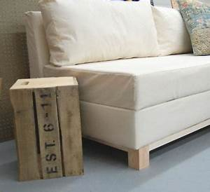 Diy build your own storage sofa for under 200 make for Build your own modular sectional sofa