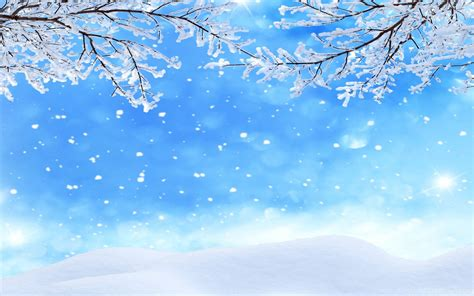 winter backgrounds snowflakes wallpapers hd