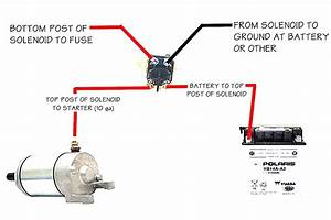 Ford Solenoid Wiring Diagram Wiring Diagram Blog Ford Mustang Starter Solenoid Wiring Diagram