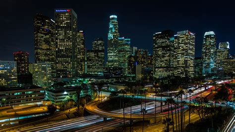 Los Angeles by Los Angeles City In California Thousand Wonders