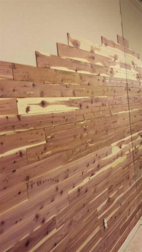 cedar tongue  groove ideas  pinterest wood