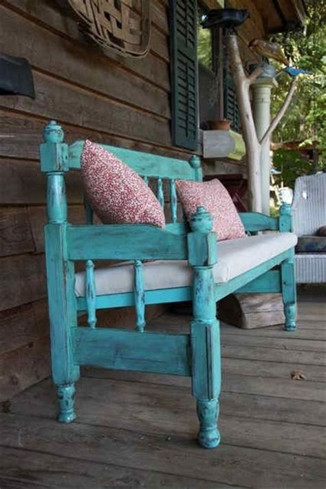 Bed Into Bench by Turning Beds Into Benches Columns Into Candlesticks