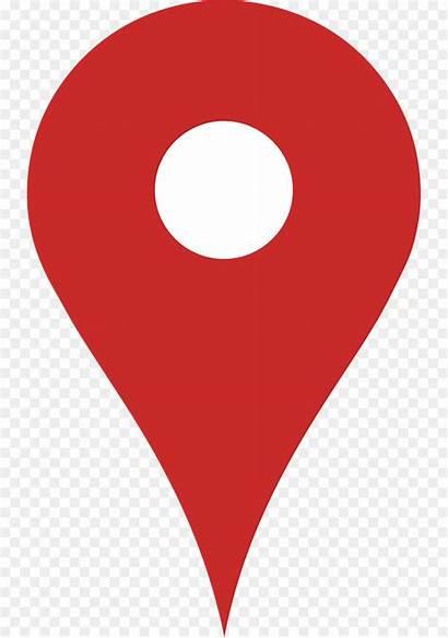 Map Clipart Google Symbol Maps Clip Heart