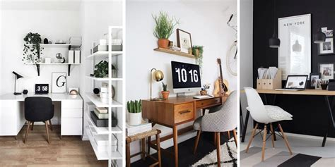 4 Ways To Optimise Your Home Office Space   Elle Decoration