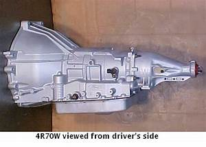 Ford Aode 4r70w
