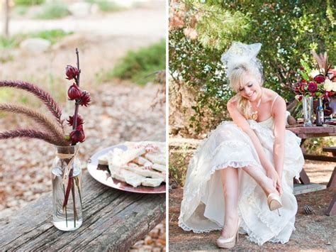 Backyard Winter Wedding Ideas