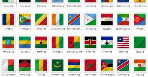 Why Do African Flags All Have