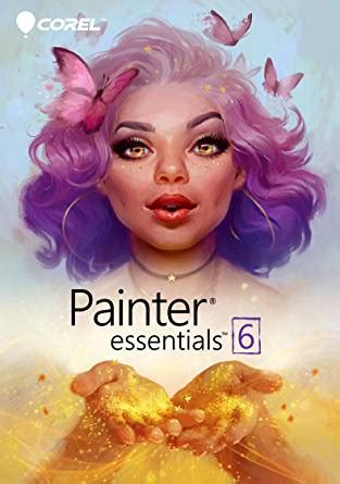 amazoncom corel painter essentials  digital art suite