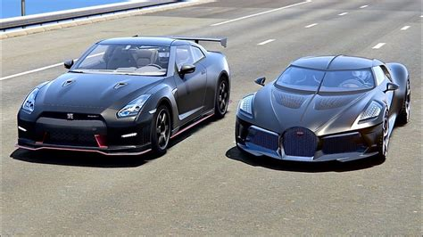 Find out which is better and their overall performance in the sports car ranking. Bugatti La Voiture Noire Batmobile - Supercars Gallery