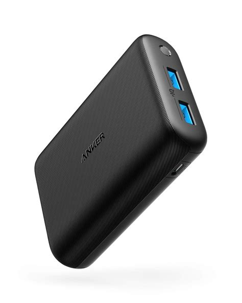 Anker PowerCore Compact 15000mAh 2-Port Ultra-Portable Phone Charger Power Bank – WRE Tech Sales