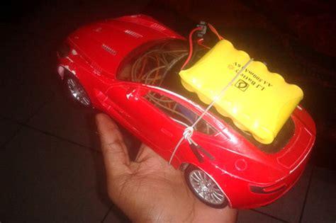 bluetooth controlled robot car  arduino
