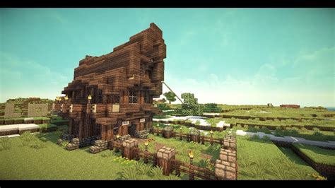 minecraft build showcase medieval nordic house  youtube