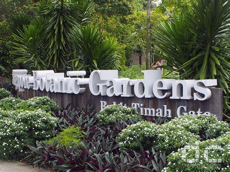 Botanischer Garten Singapur by Singapore Botanic Gardens Check Out Singapore Botanic