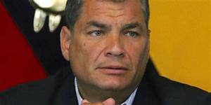 Ecuador wants former president arrested over Colombia ...