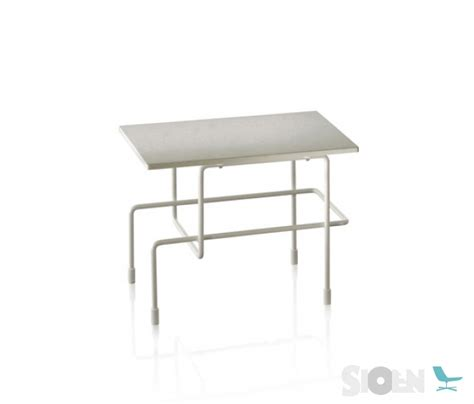 magis traffic low table rectangle sioen furniture