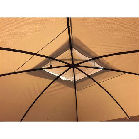 Kohls Sonoma Patio Umbrella by Replacement Canopy For Riviera Wicker Gazebo Riplock 350