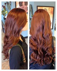 The Gallery For Gt Brown Red Hair Color