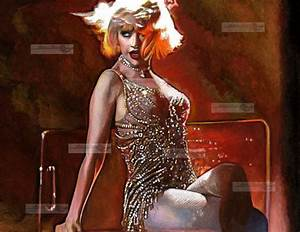 Show Me How You Burlesque By Aramismarron On DeviantArt