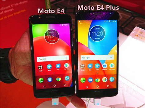 Let's dig down into the design of the new Moto E4 & E4 ...