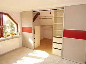 Wohnidee Schlafzimmergestaltung Einbauschrank RAUMAX