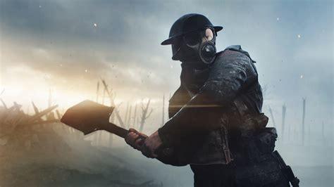 You Shall Not Pass Wallpaper Battlefield 1 Menus Tease Fog Of War And Hardcore Modes Vg247