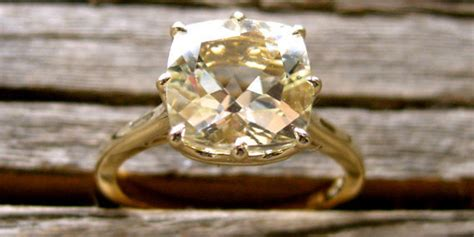 stunning alternatives to a engagement ring huffpost