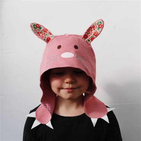 Easter Bunny Hat By Wild Things Funky Little Dresses