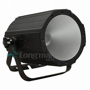 Unicorn bm cob led flood par can stage light longman