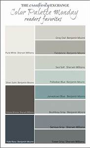 Popular Office Colors Paint color ideas for home office