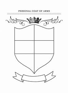 recreation therapy ideas june 2013 With make your own coat of arms template