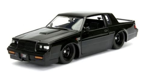 Dom Fast And Furious Car by Dom S Buick Grand National Fast Furious 1 24 Model Car
