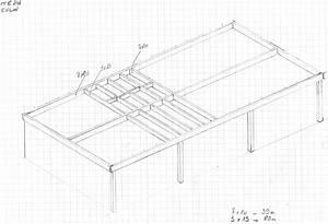 nivremcom plan terrasse bois en hauteur diverses With plan terrasse sur pilotis