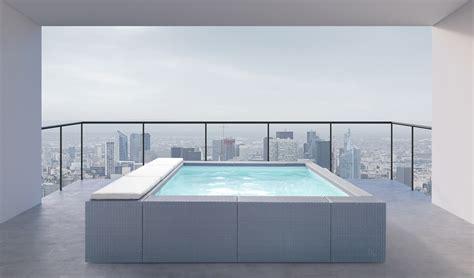 piscine per terrazzo piscine da terrazzo fuori terra piscine laghetto