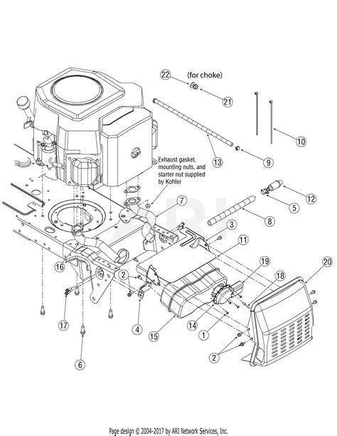 troy bilt aptp horse  parts diagram