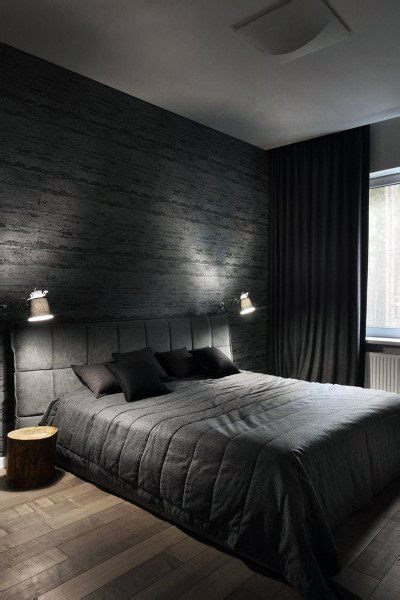 Black And Bedroom Design Ideas by Top 60 Best Grey Bedroom Ideas Neutral Interior Designs