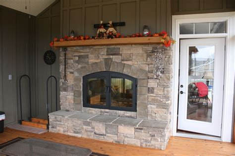 inside outside fireplace indoor outdoor wood fireplace see thru fireplaces