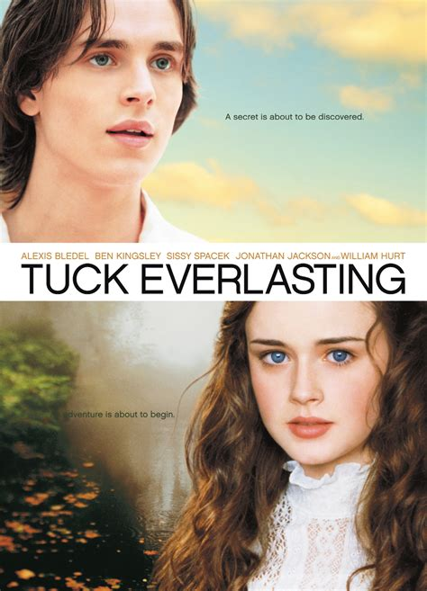 Tuck Everlasting Barbatul In Costum Galben 2002 Film