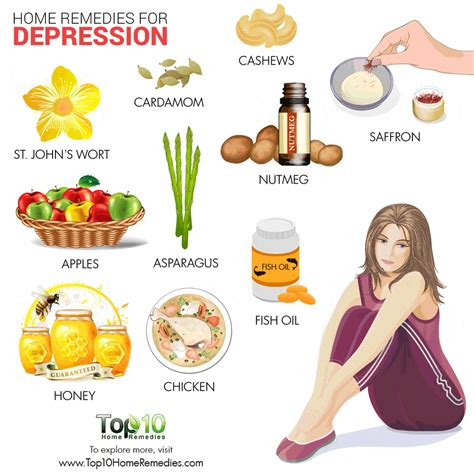 home remedies  depression top  home remedies